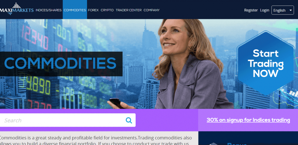 Review on MaxiMarkets Broker reviews
