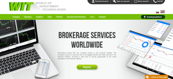 Review on WIT Broker reviews