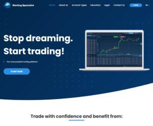 Sterling Specialist Fraud - Or the best trader choice in 2020