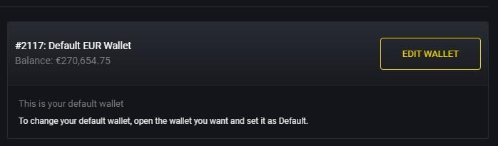 AskForBit Balance
